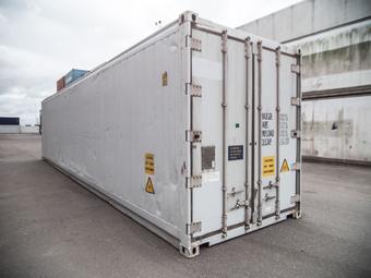 40 футовый контейнер REEF