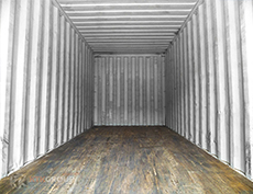 20 DC контейнер бу