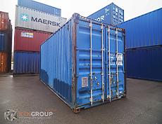 20 футовый hc контейнер бу