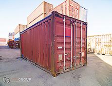 20 футовый ot контейнер бу