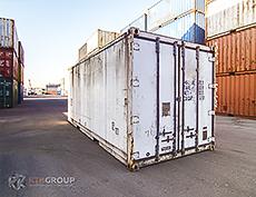 20 футовый reef контейнер бу