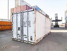 20 reef контейнер бу