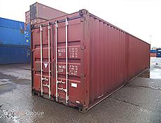 40 контейнер бу спб