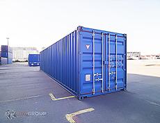 40 футовый DC контейнер новый