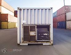 дом из контейнера 40 футового красноярск