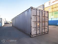 40 футовый DC контейнер под склад красноярск