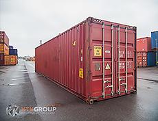 40 футовый hc контейнер бу