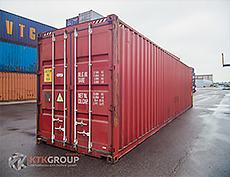 40 hc контейнер