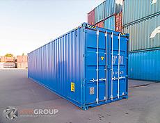 40 футовый hc контейнер новый
