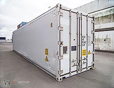 40 футовый reef контейнер бу